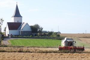 Kirke og høst